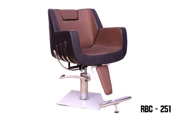 RBC-251 Salon chair is now in stock in black colour in mumbai, surat, and ahmedabad