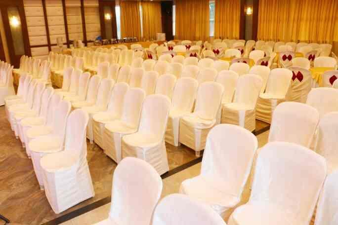 Banquet hall near Mall De Goa - by Chaska Hospitality, Porvorim