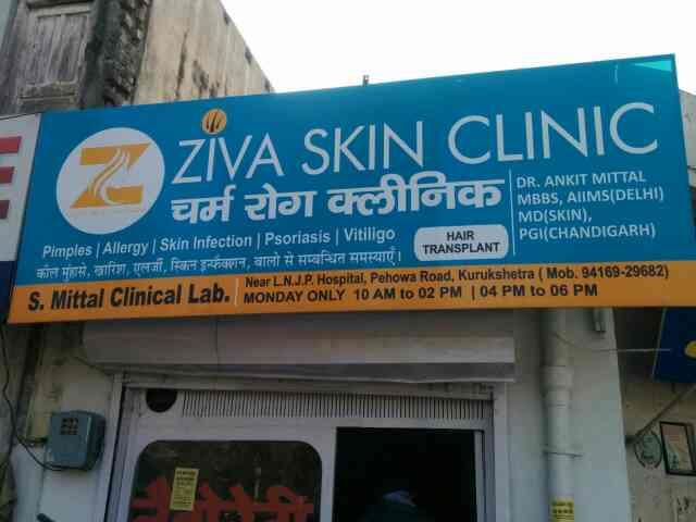 1st visit at ZIVA SKIN CLINIC Kurukshetra was successful with more than 30 patients coming to clinic