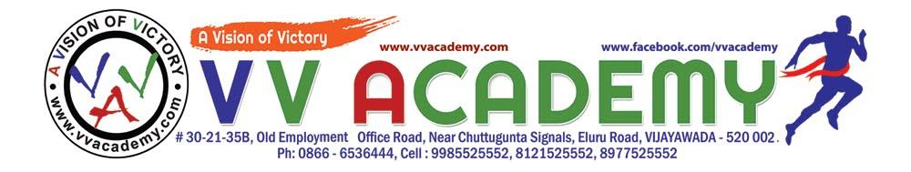 AP POLICE S.I EXAM PRELIMS OFFICIAL KEY 2016 SI (Civil), RSIs(AR/SAR CPL/APSP), Deputy Jailor & Assistant Matron (Prisons) Preliminary Written Test- Paper-I Preliminary Key -2016-11-28 - by V V Academy, Vijayawada