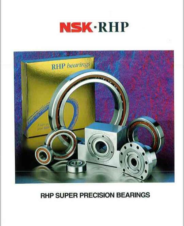 RHP NSK SUPER PRECISION BEARING - by Paramount Bearingco, CHENNAI