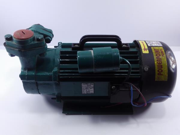 Our high Pressure regenerative pumps are ideal for pressure boosting applications.These are very useful for small RO/soda plants(replacement of rotary vane pump).These pumps are useful for curing at construction site.Maximum suction lift is 8 metres.These is no need for foot valve in these pumps.Pressure upto 10kg/cm2 Useful for home car wash application also.