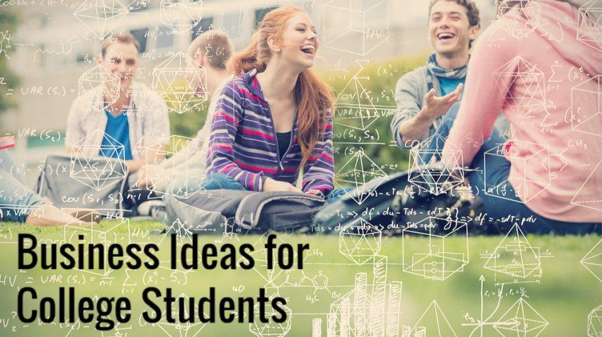 50 Business Ideas for College Students - by Sibername Internet and Software Technologies Incorprated, Ottawa Division
