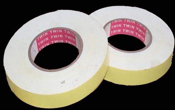 We are manufacturing company of Self-Adhesive Tape, BOPP Transparent Tape, BOPP Brown Tape, BOPP Printed Tape, Masking Tape, Floor Marking Tape, HDEP Tape, Woven Fabric Tape, Foam Tape, Polyster Tape, Double Sided Tissu Tape, Double Sided C - by Twin Tech India Pvt Ltd @ 9310052700, Ghaziabad