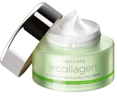 Oriflame Ecollagen Wrinkle Correcting Day Cream Light  Make your skin younger looking again with Oriflame ecollagen Wrinkle correcting day cream. Oriflame ecollagen wrinkle correcting cream is formulated to firm skin and retain its elastici - by Wonder Mega Mart, new delhi