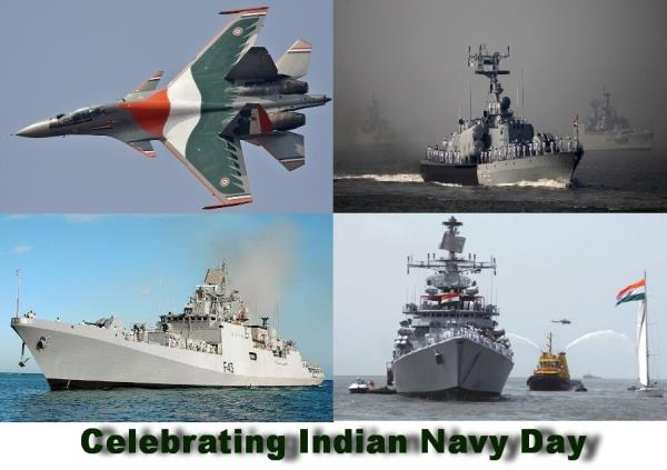 City Global School. Celebrating Indian Navy Day. Re-defining Global Education.