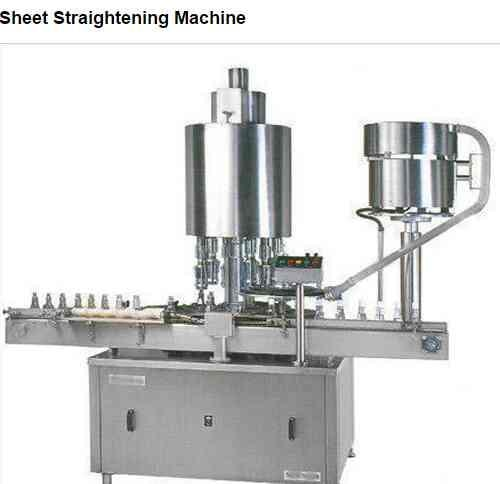 Manufacturer And Supplier of Straightening Machine, Sheet Straightening Machine, Sheet Leveler, Precision Leveler, Plate Straightening Machine, Plate leveler, Component Straightening Machine