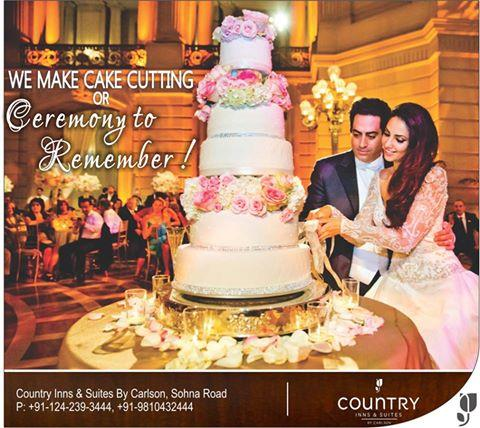 Blow the candle, cut the cake, just get immersed into the #celebrations more than you can take, today is your day just have lots of fun. #Happiness and joy is what we wish for you at #countryinn #sohnaroad #gurgaon. For more details please  - by Country Inn & Suites By Carlson, Gurgaon Sohna Road, Gurgaon