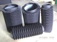 Manufacturer of Rexine Bellows in Mumbai  We are engaged in manufacturing, exporting and supplying an advance quality of Rexine Bellows. The offered bellows are manufactured using pristine quality rexine with the aid of latest techniques under the strict supervision of our diligent professionals.   EPDM Rubber Bellows  Spring Loaded Bellows  Rexine Bellows  Spring Loaded Bellows  Automotive Leather Bellows  Rectangular Bellows  Industries Bellows	  Rubber Expansion Bellows  Silicone Coated Glass Fabric Bellows  Heavy Duty Rubber Bellows  Hypalon Rubber Bellows  Butyl Rubber Bellows  Hexagonal Bellows  Rubber Coated Fabric Bellows  Circular Rubber Bellows  Round Shape Bellows  Circular Bellows  Square Bellows  Rectangular Bellows  Nylon Plast Polyester Bellows  Industries Bellows  Bus Duct Bellows  PVC Bellows  C Type Bellows