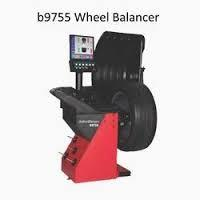 Fully automatic Wheel Balancer      Virtual Plane Imaging Technology (VPI)  b9755. Wheel Balancer with TFT Wide Screen Monitor. For car and light-truck wheels ... Static / dynamic balancing,