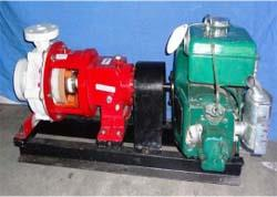 HORIZONTAL POLYPROPYLENE PUMP MANUFACTURER IN INDIA.  CREATIVE ENGINEERS ARE MANUFACTURERS OF HORIZONTAL POLYPROPYLENE PUMP FROM INDIA.  HORIZONTAL POLYPROPYLENE PUMPS ARE ALSO KNOWN AS