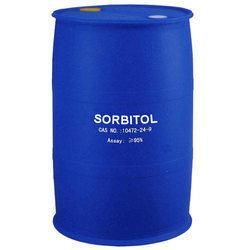 We are the leading Wholesaler, Traders of Sorbitol Solution 70% in Navi Mumbai, Mumbai, India.    Approx Price: Rs 40 / Kilogram  Leveraging by the vast experience of this domain, we supply and trade the premium quality of Sorbitol Solution 70%. By using latest equipment and technology, our vendors process the Sorbitol as per FDA laid norms. Its compositional accuracy, enhanced shelf life and precise pH value, makes the Sorbitol Solution 70% highly demanded.   Features:   Optimum effective and high purity  Enhanced shelf life  Compositional accuracy