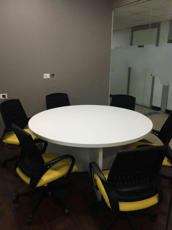 Modern Office Interiors in Gurgaon by Cube interiors modular ...