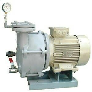 """SHENOVAC ENGINEERS, DELHI, the most reliable and trusted manufacturer of Vacuum Pumps and their components for multifarious applications, have now indigenously developed another sparkling product """"""""MONOBLOCK WATER RING VACUUM COMPRESSOR, DIRECT DRIVE"""""""", Directly mounted on suitable electric motor.  Although the working principle and the performance of Pump are identical to its counterparts – Direct Drive Water-ring Vacuum/Compressor, it has some noteworthy features. SALIENT FEATURES :- It is simple in design but robust in performance, It is compact, light in weight, portable hence handy, Noiseless, smooth operation & easy to maintain, most economical in cost-wise, and widely used by OEM (original equipment manufacturers).   APPLICATIONS :-The Pump is designed and developed in such a way that it can effectively run in small industrial units and plants, Pharmaceuticals, Food & Confectionary, Bottle filling, Labelling, Pulp & Pulp layer, Distillation, Filtration, Evaporation, Sterilization, Degasification, Condensation, Plastic Industries etc."""