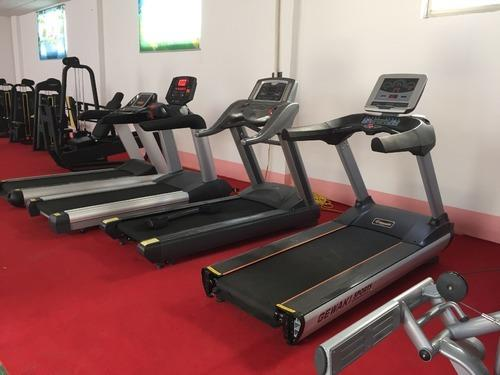 We offer a varied range of treadmill machines under Commercial Gym Equipment. Our treadmill machines have shock absorbing running track, integrated powerful fan, telemetric pulse control and, automatic speed and incline selector. We have pa - by Fitness first @ 9555161654, Noida
