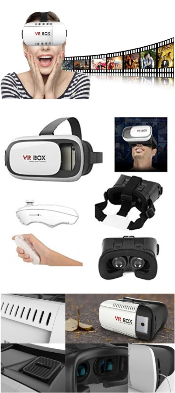The virtual reality box b
