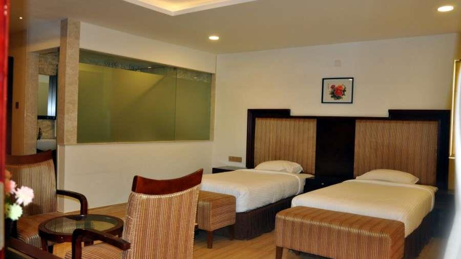Best Service Apartment in Indiranagar  Bangalore.  Apollo Green is located in Cambridge Layout near Indiaranagar. We provide best amenities like an In-house cafe, free Wi-fi and  complimentary breakfast!