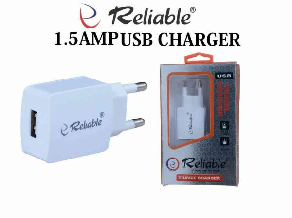 Reliable 1.5 amp USB charger