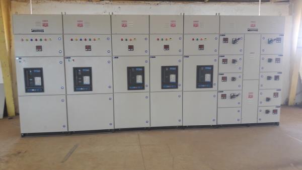 MV Panels Supplied and Installed at M/s. Maxking India Pvt Ltd, Tada, Andhra pradesh.