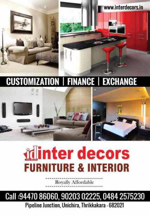 Furniture on EMI Available