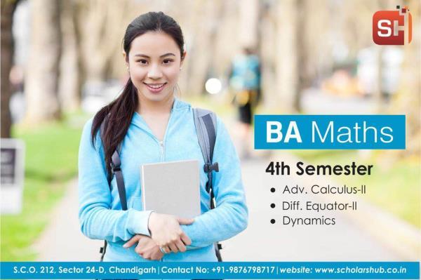 BA Maths coaching in Chandigarh  BA Maths Tuition in Chandigarh  Bsc Maths Coaching in Chandigarh  Scholars Hub 9876798717