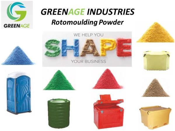 GreenAge  Industries is leading manufacturer of Rotomoulding LLDPE Powder in Ahmedabad, Gujarat, India.  we are providing wide range of Rotomoulding LLDPE Powder in Ahmedabad, Gujarat, India.as per client's requirements.  For more details. Visit: http://greenageindustries.com/ http://www.greenageind.com/