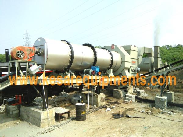 Kesar Road Equipments Asphalt Equipments Manufacturer In India.   Kesar Road Equipments is a well known brand in Road Construction Equipment Materials.   showing you our Asphalt Drum Mix Type Hot Mix Plant With Capacity (90 To 120 Tones/Hour) In Chennai, India  www.kesarequipments.com