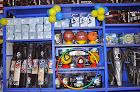 Quality Cricket Bat In Coimbatore 0422-2300781 2300782 vedasports@yahoo.com playandlearncbe@gmail.com www.parkequipment.co         Quality Cricket Items And Kit, Sports Goods @ Wholesale Price In Coimbatore. - by Veda Sports & Park equipments, Coimbatore