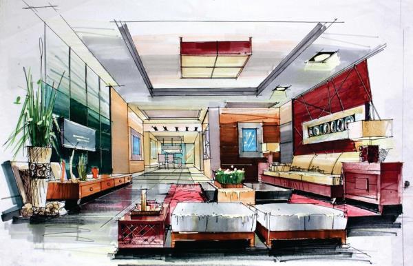 Interior Design Course in