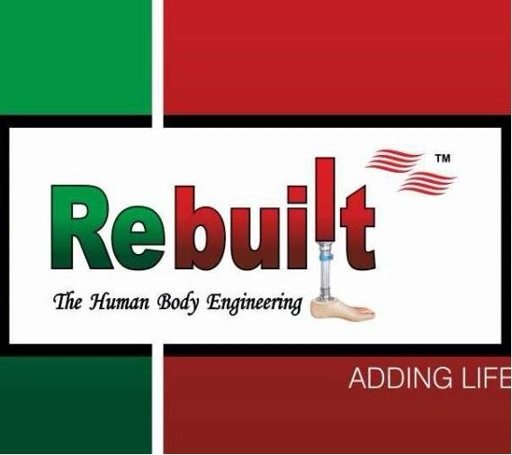 Rebuilt is the India's premier provider of orthotic and prosthetic (O& P) services and products, offering the most advanced prosthetics and orthotics, clinically differentiated programs and unsurpassed customer service. Our Vision and Mission To be the partner of choice for services and products that enhance human physical capability. To provide our patients and customers with valued rehabilitative products and services in a caring and professional manner. Rebuilt Delivers a Full Spectrum of Integrated Rehabilitative Solutions. Rebuilt is now one of the largest rehabilitative product and service organizations in India. We work with clinicians, providers and patients to ensure people receive the best possible products and services so they can do the things they want to do. This is the rehabilitative care model of tomorrow, brought to you today by Rebuilt. Realizing Our Potential At Rebuilt we care about empowering human potential – for our patients, partners and associates. Over the past 15 years, Rebuilt Sister Concern (CFU) Central Fabrication Unit has built unrivaled industry leadership in Orthotic and Prosthetic patient care. • High Tech Artificial Limb Fitting Centre. • Customised Orthotic & Silicon Cosmetic Restoration. • Customised Compression Garments. • All Types of Mobility Aids. • Wide Range of latest readymade Orthotic Appliances. • Physiotherapy Home services available. • Research & Development.