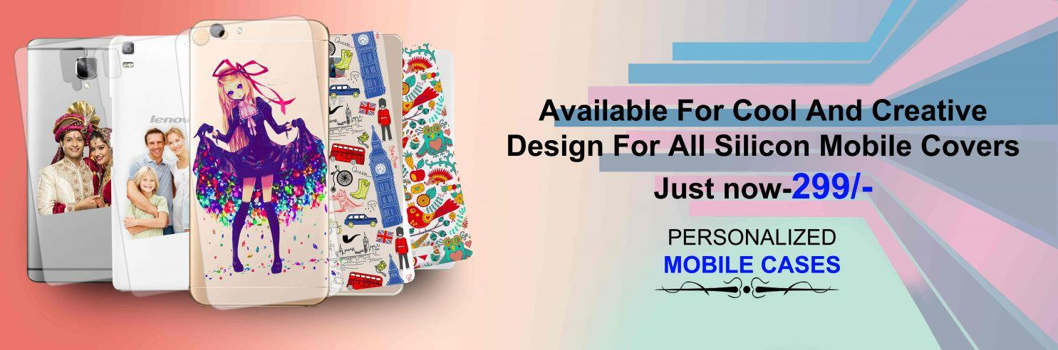 Buy Designer Mobile Covers, Mobile Skin, Printed Flip Covers - by Snooky - Customized Printing Solution, New Delhi