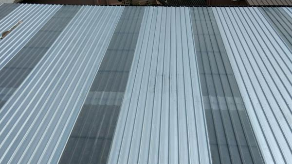 ROOFING CONTRACTORS: METAL  & POLYCARBONATE ROOFINGS:  A metal roof is a roofing system made from metal profiled sheets or. It is a component of the building envelope.    It does not get as hot as asphalt, a common roofing material, and it  - by JUPITER ROOFING TECHNOLOGY @ 9444413417, Chennai