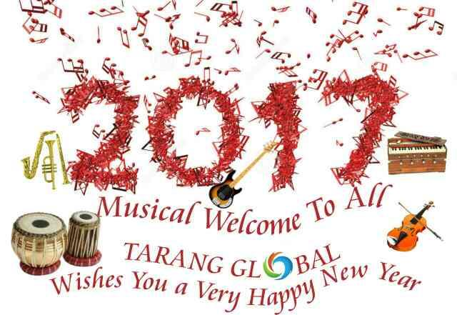 Happy new year all you out there from our Tarang Global family....enjoy....God bless f - by Tarang Global School Of Performing Arts, New Delhi