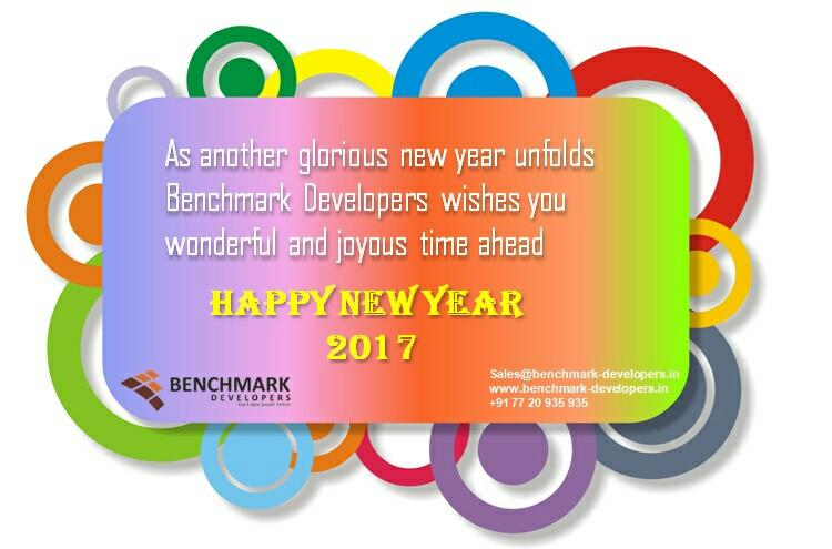 Benchmark Developers wishes a very Happy and Prosperous New Year to everyone