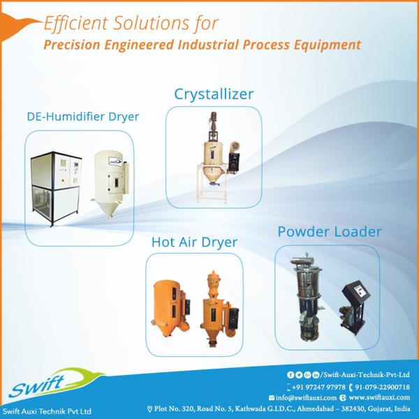 Efficient Solutions for Precision Engineered Industrial Process Equipment