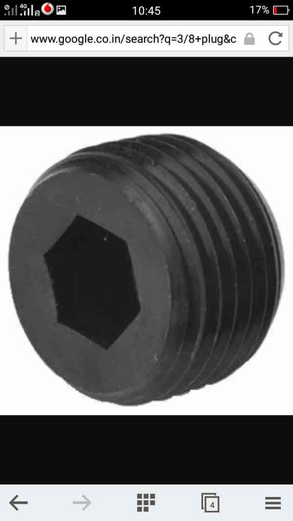 we are a manufacturer of taper plugs and majorly supplying to all over europe mainly to germany.