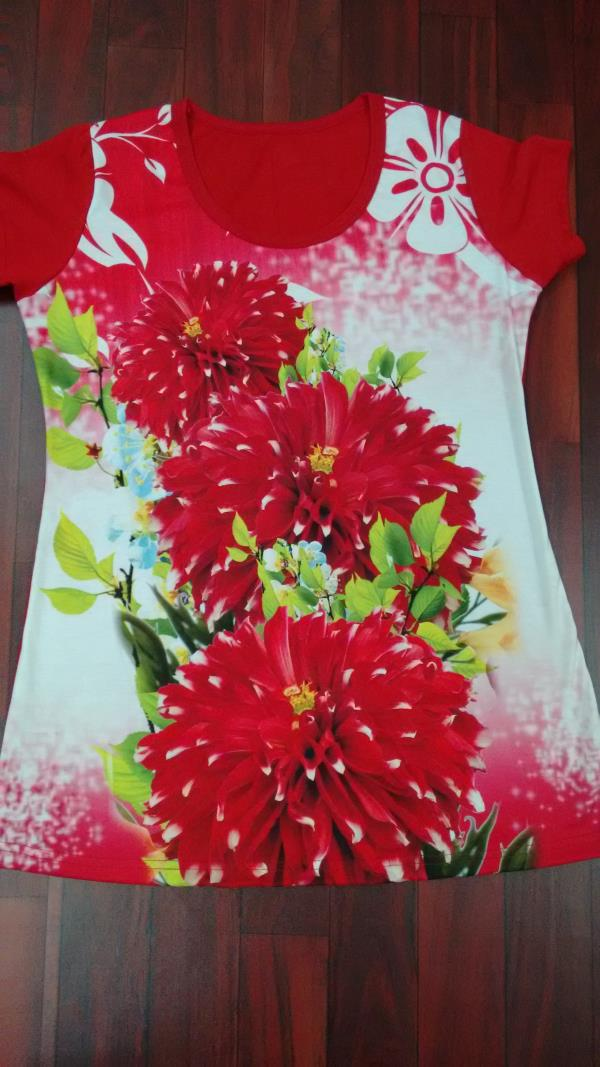 We Are The Manufacturer Of Best Quality T-Shirt For Girls.We Manufacture And Supply Premium Quality Girls T-Shir   - by Balaji Creations  ( +91-9903369362 ), Kolkata