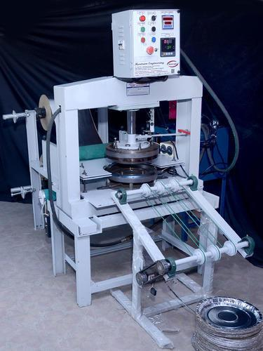 Fully Automatic Vertical Thali Making Machine Manufacturer in Mumbai  Approx. Price: Rs 1.5 Lakh / Unit  1) die Size : 6