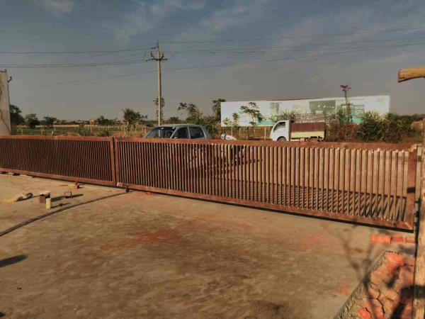 Vedant Industries is leading manufacturer of Ms Sliding Gate and Swing Gate in Ahmedabad Gujarat india