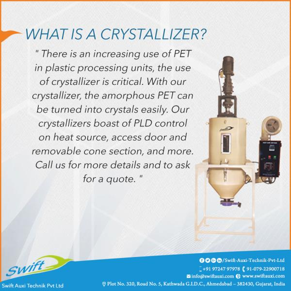 What Is A Crystallizer?