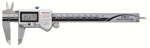 We are involved in designing Mitutoyo Vernier Caliper series 500 with dust and water protection conforming to ip66 and 67 level. We deal in Mitutoyo Vernier Caliper which is provided with a digital display screen. These calipers can offer easy to read and accurate readings even in bright light. Our skilled professionals work with utmost precision to clearly number the values on the measurement scale of Mitutoyo Vernier Caliper.