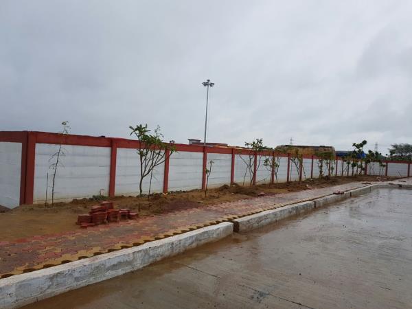 Readymade Boundary Walls Manufacturer Delhi, Gurgaon, Noida