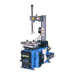 """Automatic Tyre Changer for Car JM 524 ITE  Item Code: JM-T524ITE Considering our massive expertise and knowledge in this field, we are offering the finest quality Automatic Car Tyre Changer . Our offered tire changer machine is designed in such a way that we are able to maintain globally accepted standards. Due to their outstanding features, this tire changer machine is largely demanded in the market. Also, customers can avail the offered tire changer machine from us in a wide range of specifications.  Features: Smooth functionality Longer service life Accurate dimensions  Technical Details :  Operating Pressure8 – 10 bar Max. Wheel Diameter1250 mm Wheel Width3""""- 15"""" Noise Level<75dB Rim Clamping from Outside10"""" – 20"""" Rim Clamping from inside12"""" – 24"""" Motor Power0.75 / 1.1kW Net Weight235 kg Gross weight280 kg Volume1.16 m3  Tyre Changer Car Tyre Changer Automatic Tyre Changer"""