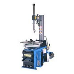 """Automatic Tyre Changer  Item Code: JM-T-524-E Our competency lies in offering our clients a commendable array of Automatic Tyre Changer . As per the defined guidelines; we manufacture the offered tire changer machine by making use of best quality material and leading technology. Along with that, our quality controllers keep an eye on the complete range of tire changer machine at every stage of production in order to eradicate any possible defect from. Features: •Robustness •Dimensionally accurate •Easy handling  Technical Details :  Operating Pressure8 – 10 bar Max. Wheel Diameter1250 mm Wheel Width3""""- 15"""" Noise Level<75dB Rim Clamping from Outside10"""" – 20"""" Rim Clamping from inside12"""" – 24"""" Motor Power0.75 / 1.1kW Net Weight235 kg Gross weight280 kg Volume1.1 m3   Tyre Changer For Car Automatic Tyre Changer Car Tyre Changer"""