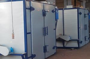 Ambesh Fabricators is leading Manufacturer of Tray Dryer in Ahmedabad, Gujarat, India  For More Details Contact Us 9099555572 - by Ambesh Fabricators, Ahmedabad