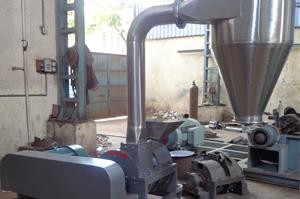Ambesh Fabricator is leading manufacturer of Pulverizer in Ahmedabad gujarat india  For More Details Contact Us 9099555572 - by Ambesh Fabricators, Ahmedabad