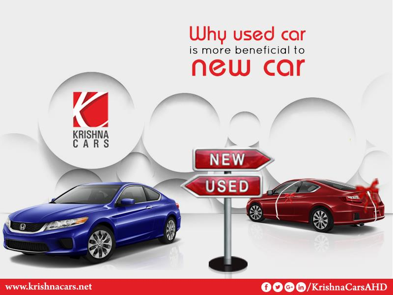 Why used car is more beneficial to new car