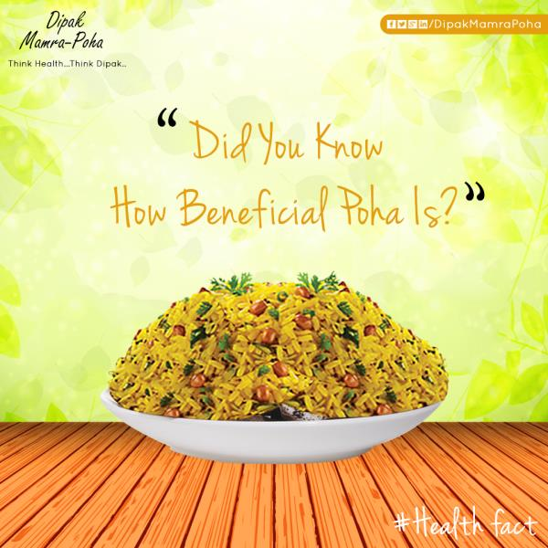 Diabetes patients dipak foods mamra poha in gandhinagar india did you know how beneficial poha is forumfinder Images