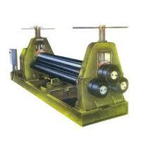 We offer a wide array of excellent quality 3 Roll Mechanical Plate Bending Machine in Ahmedabad. We have firmly positioned ourselves as one of the supreme automatic plate bending machine manufacturers, based in India. Plate bending machine is manufactured from the high grade raw materials under the supervision of experts so as to assure the quality.