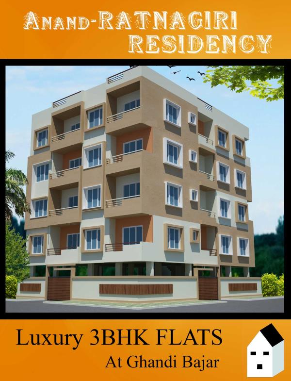 ANAND-RATNAGIRI RESIDENCY                                    BASAVANAGUDI                  3BHK East and North flats at Basavanagudi      Ground Floor 3 BHK North1350sfts. Ground Floor 3 BHK East 1350sfts.ts.  First Floor 3BHK North 1350sfts. First Floor 3 BHk East 1350sfts.  Second Floor 3 BHK North 1350sfts. Second Floor 3 BHK East 1350sfts.  Third Floor 3 BHK North 1350sfts. Third Floor 3 BHK East 1350sfts.  Main Door and Pooja Door with Teakwood, all other frames are sal wood shetters. Tiles are granite flooring and suitable fitting for all required spaces.  Rs 7, 500per sft including BESCOM, BWSSB, PARKING only Registration cost extra.  Thank you Regards Shivaji N Sales Manager Sv Infrastructures.